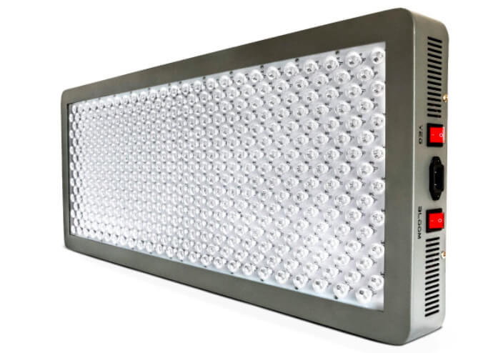 Advanced Platinum Series LED Grow Light Review